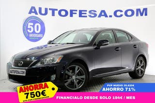 Lexus IS 220d 220d 2.2 177cv Sport 4p