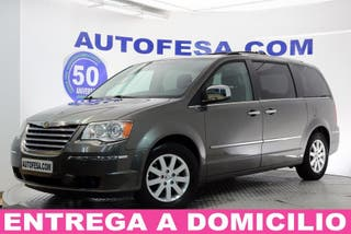 Chrysler Grand Voyager 2.8 CRD 163 Limited RT Auto 7Plazas 5p