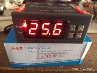 termostato digital con sonda