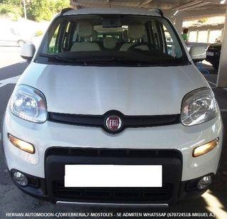 Fiat Panda 0,9 85 CV. CROSS 4X4