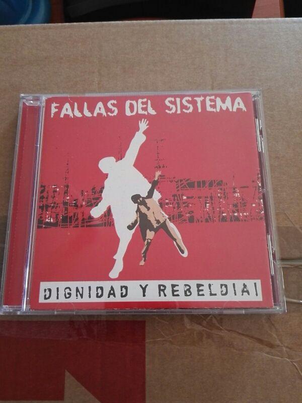 Fallas del Sistema -dignidad y Rebeldia CD