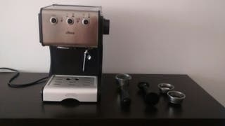 Cafetera espresso Ufesa