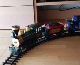 Tren eléctrico de alta gama