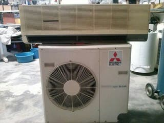 Aire Mitsubishi Electric Mr. Slim