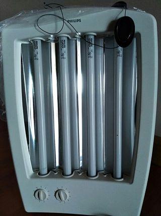 lámpara solárium