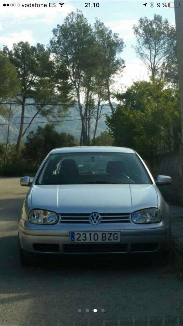 Volkswagen Golf serie IV