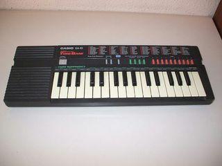 Sintonizador Casio SA-10
