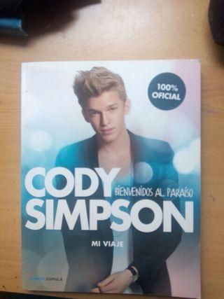 Libro Cody Simpson