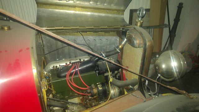 Clásico de coleccionista. Recién restaurado motor.