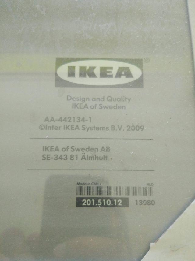 Ikea Ram 70x100. Agave Poster Bw. Ikea Kvill Frame White X Brand New ...