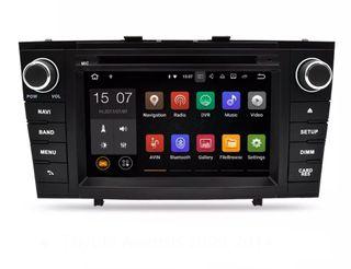 Pantalla GPS Android Toyota Avensis T27