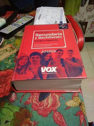 Diccionario Secundaria y bachiller