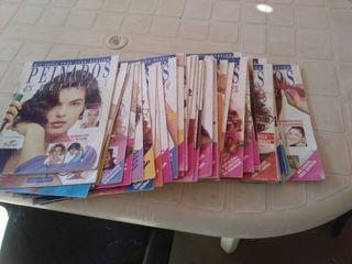 Coleccion revistas peinados y belleza