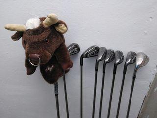 Golf zurdo