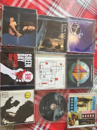 Vendo cd 's varios