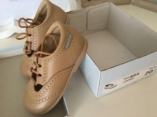 Zapatos de ceremonia infantil