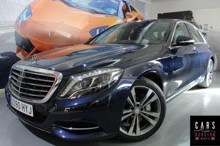 Mercedes-Benz Clase S 2014 350 CDI L