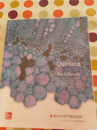 Libro química segundo bachillerato