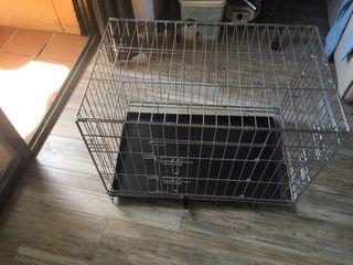 Vendo jaula para perro