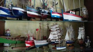 Maquetas de barcos