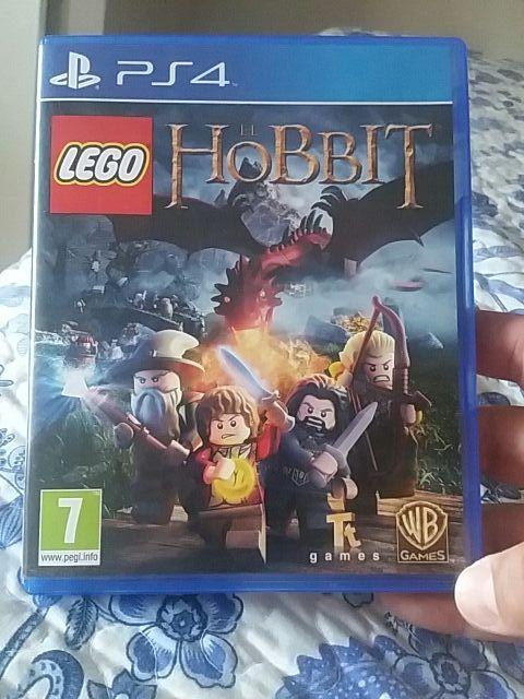 Juego Lego Ps4 El Hobbit Play De Segunda Mano Por 18 En Sevilla En