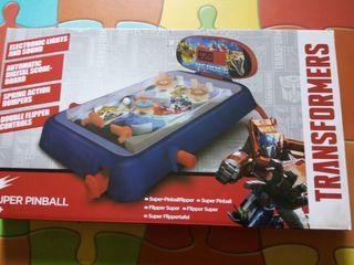 pinball transformers