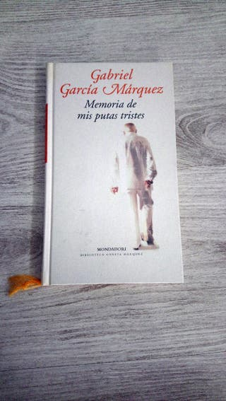 Libro Gabriel García Márquez