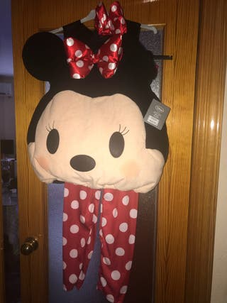 Minnie mouse disfraz