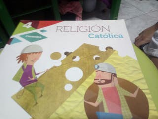 Libro Religion 4 primaria edelvives