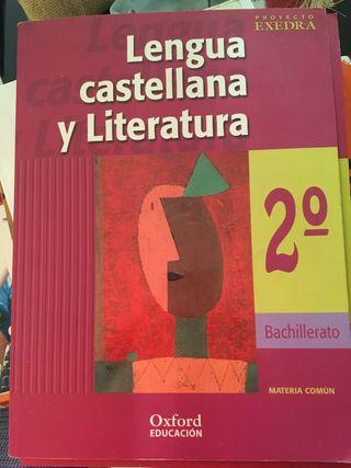 Libro lengua 2 bachiller