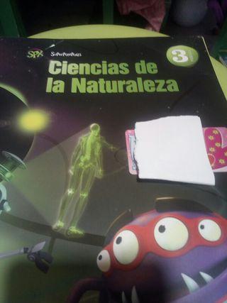 Libro de ciencias naturales 3 primaria edelvives