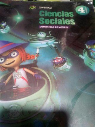 Libro de ciencias sociales 4 primaria edelvives