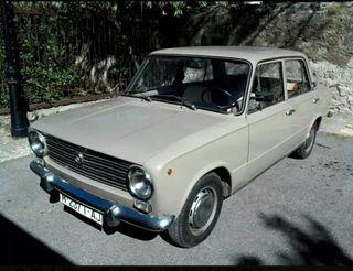 SEAT 124D 1974