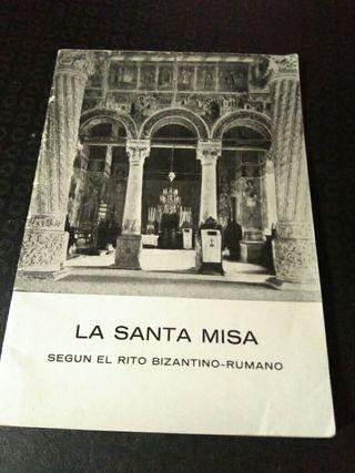 La Santa Misa Rito Bizantino Rumano
