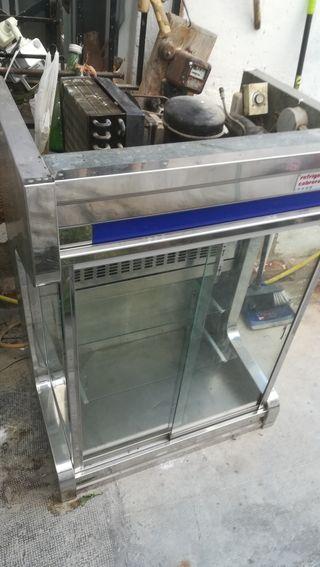 Vitrina refrigerador carranza