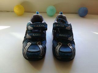 Zapatillas Geox Sport talla 29 de segunda mano por 5 € en