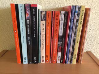 20 libros en inglés