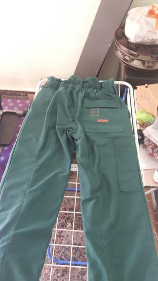 pantalón anticorte stihl