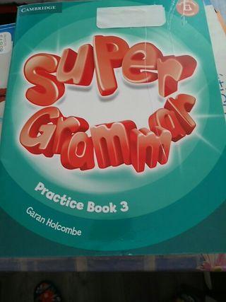 Libro super grammar 3 primaria