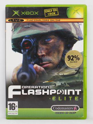 Operation Flashpoint Elite XBOX PAL España