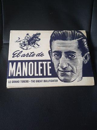Postales años 60 El Arte de Manolete