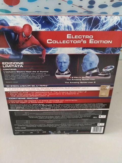 Edicion coleccionista Amazing Spiderman I-II