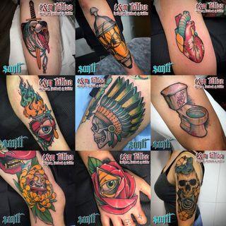 Tatuajes y piercings Montcada i Reixac