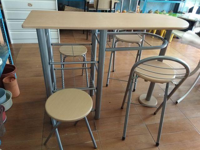 Mesas altas segunda mano mesa alta cocina de segunda mano por en guilas wallapop with mesas - Mesa cocina segunda mano ...