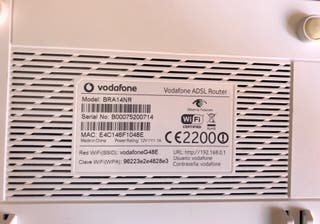 Router Vodafone ADSL