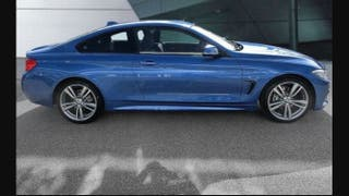 BMW Serie 4 435D Cupé XDrive 2014