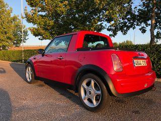 Mini Mini one Pick up ÚNICO COLECCIONISTA