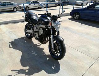 Yamaha 600 fz6 n