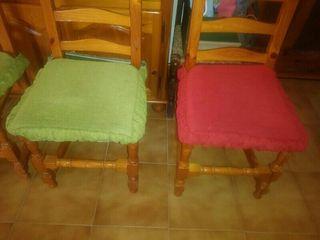 Cojín para silla