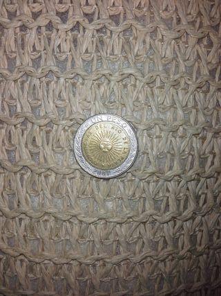 moneda de un peso, Argentina